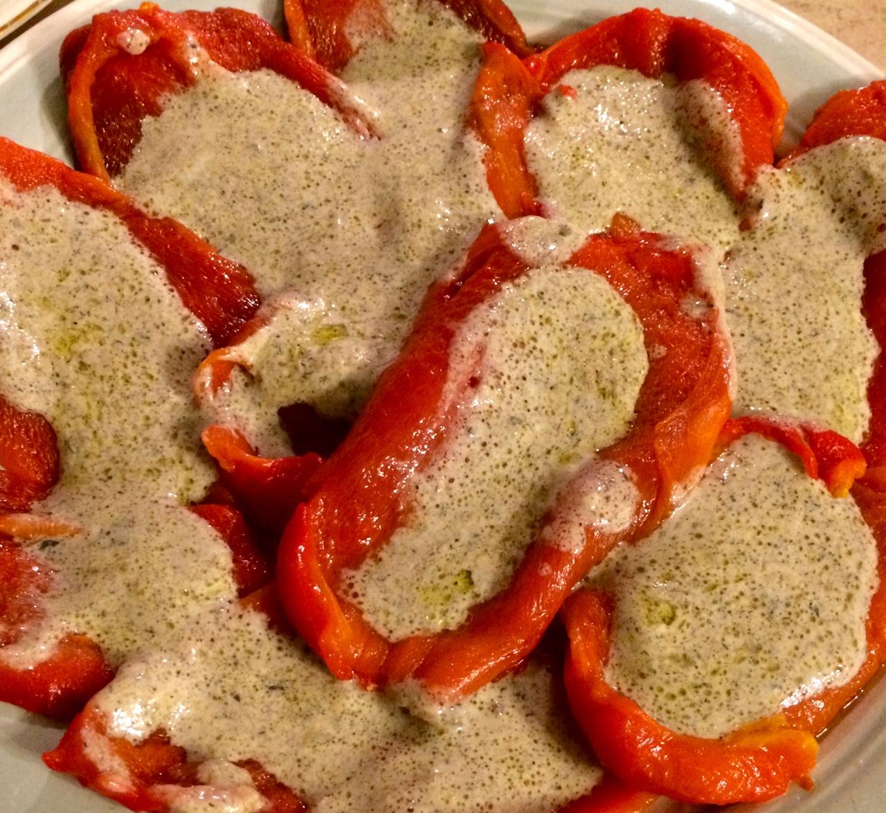 Bagna Cauda Vegana con Peperoni | Ricette e Prodotti per Vegani