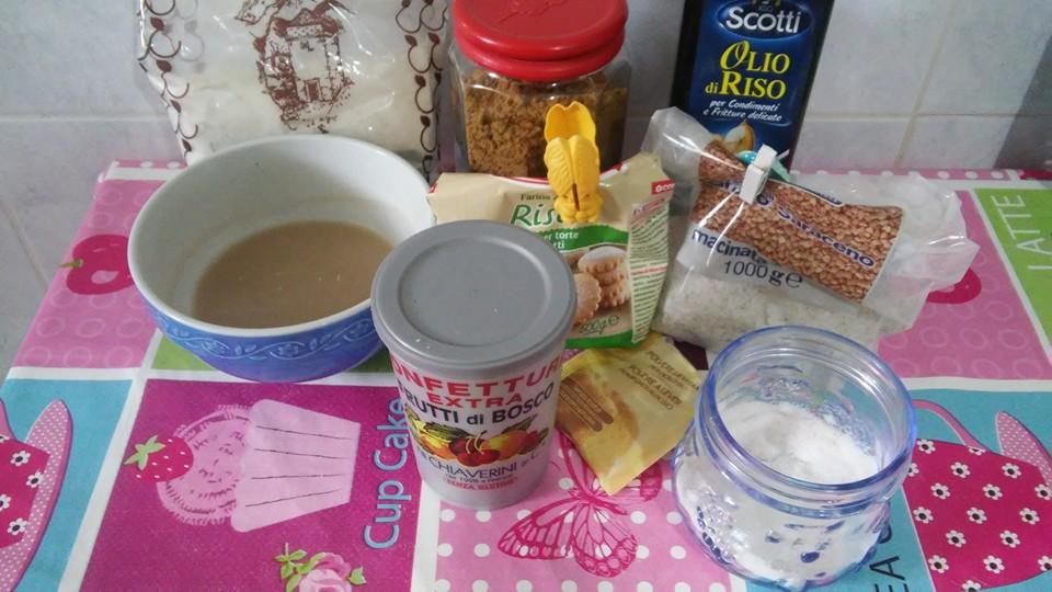 ricettevegan.org - crostata gluten free - ingredienti