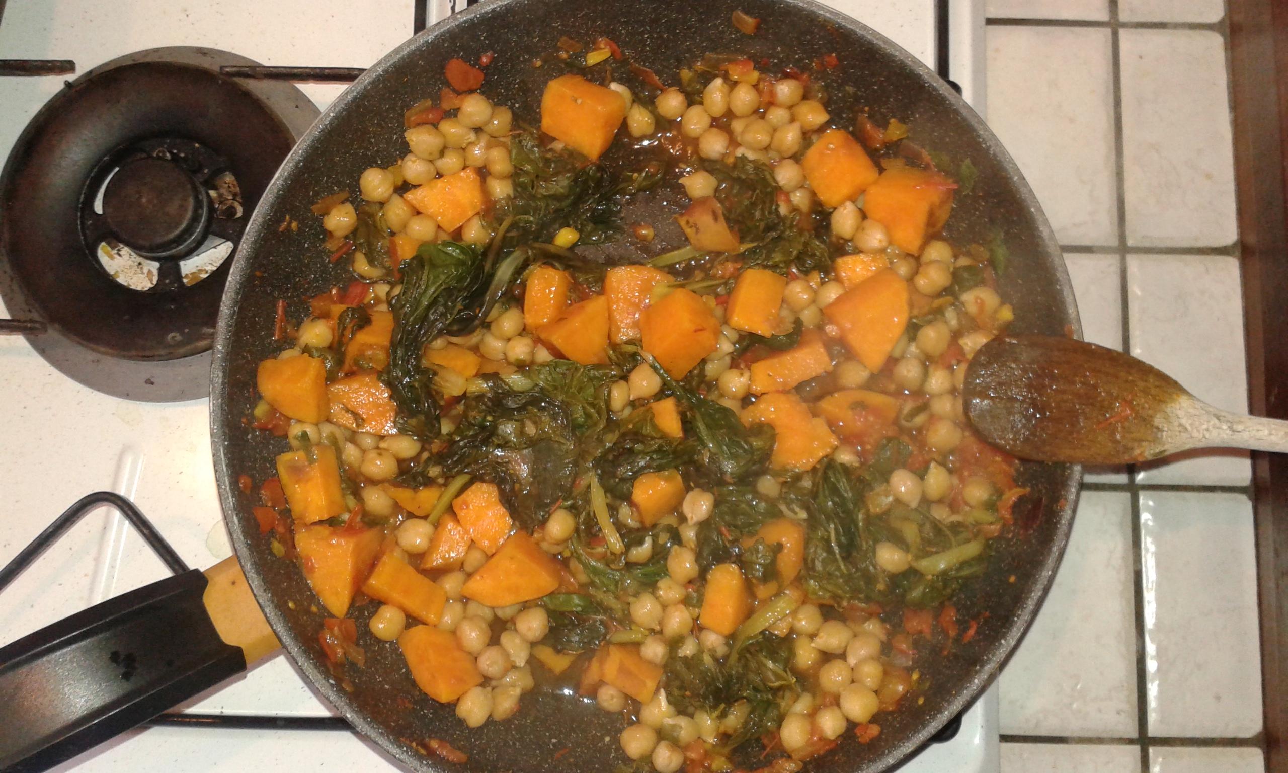 ricettevegan.org - curry di patate dolci 5a