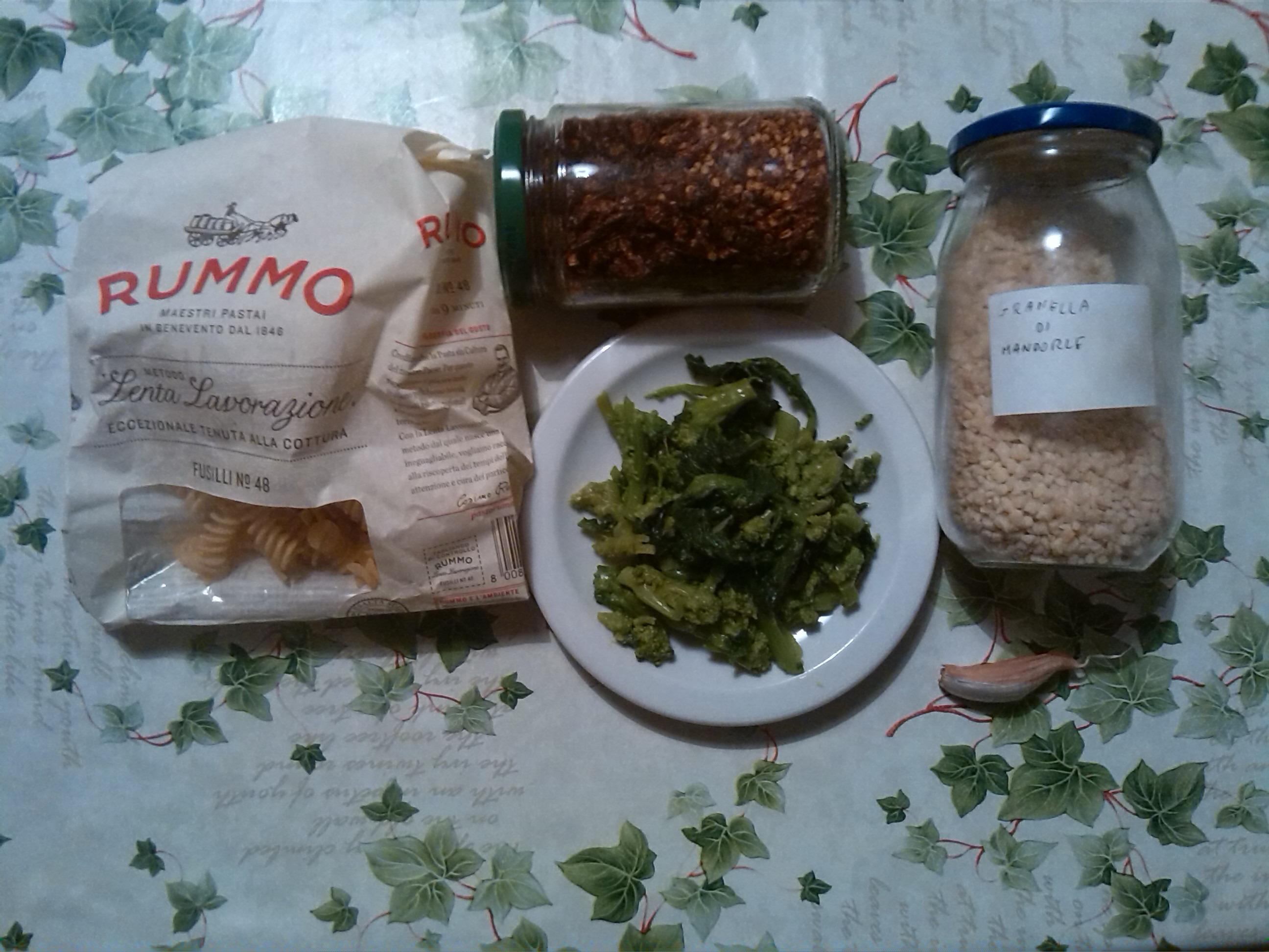 cime - ingredienti