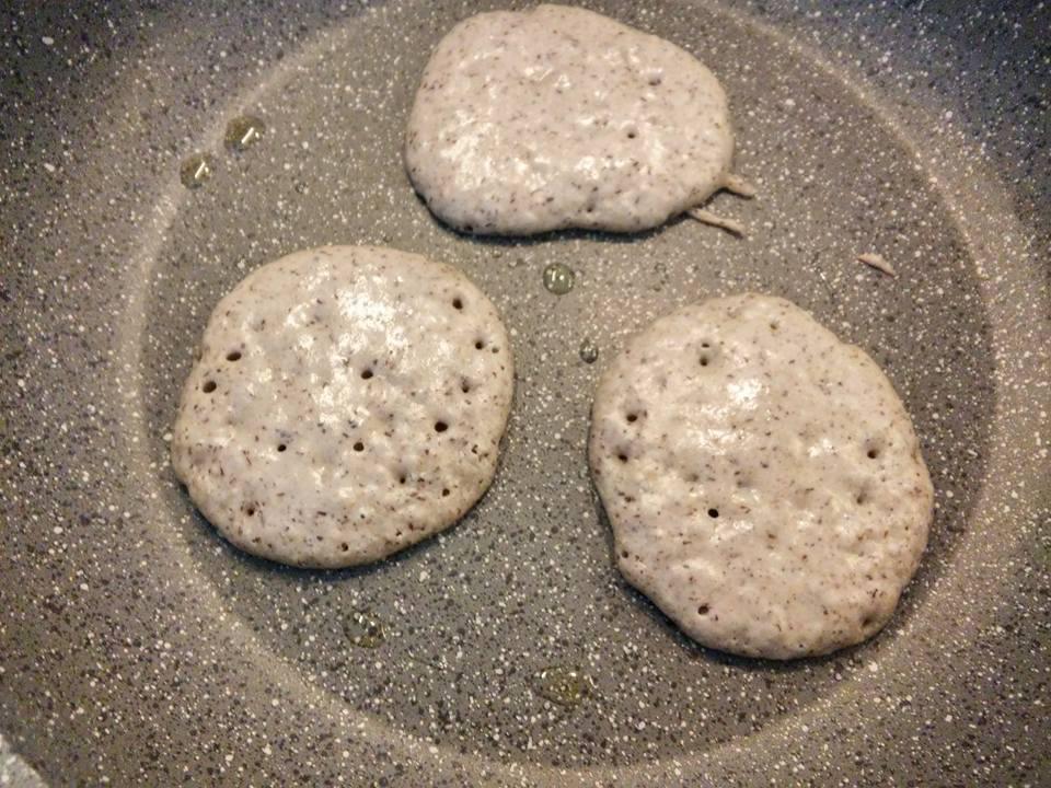 pancake cottura 1
