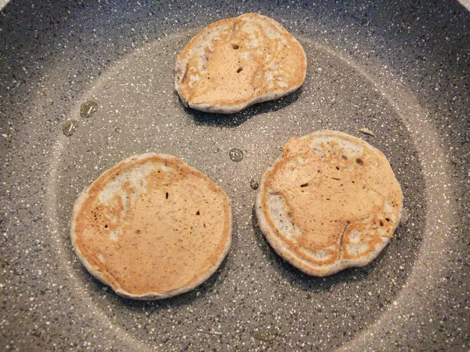 pancake cottura 2