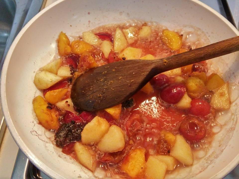 preparazione salsa
