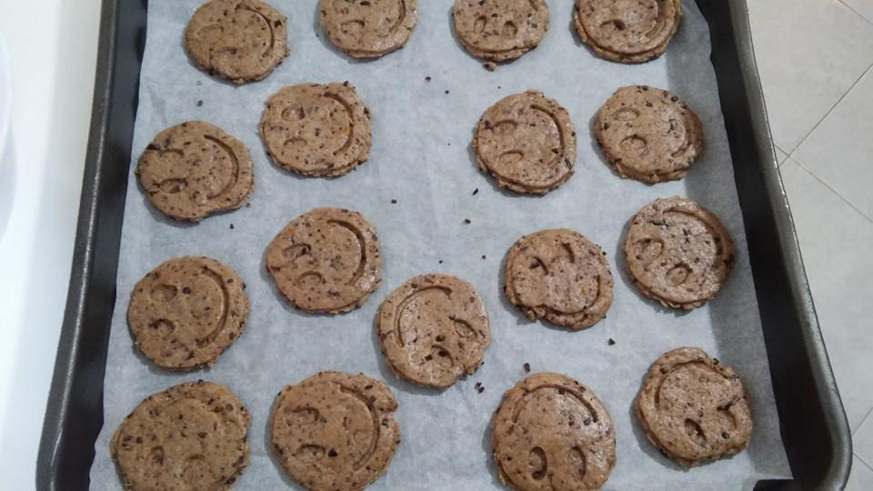 ricettevegan.org - biscotti alle fave di cacao 5