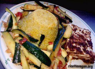 quinoa e zucchine