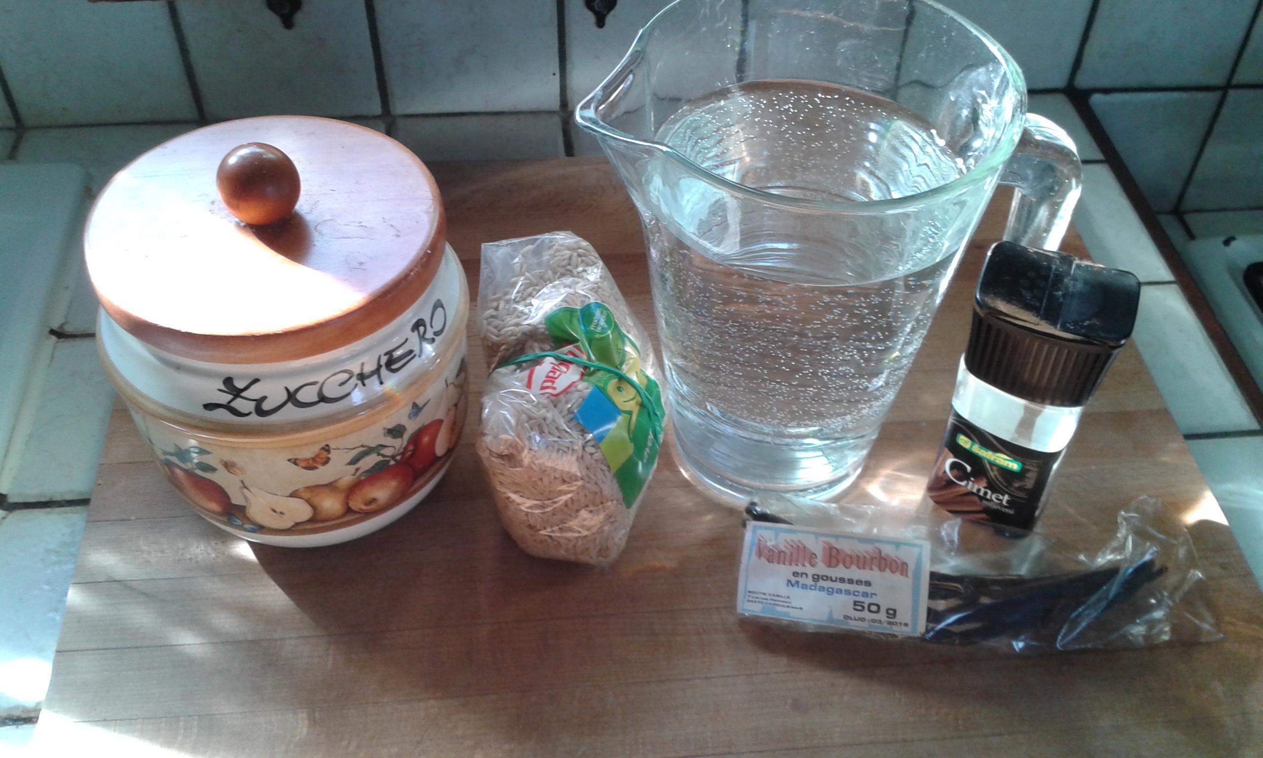 ricettevegan.org - latte di avena - ingredienti
