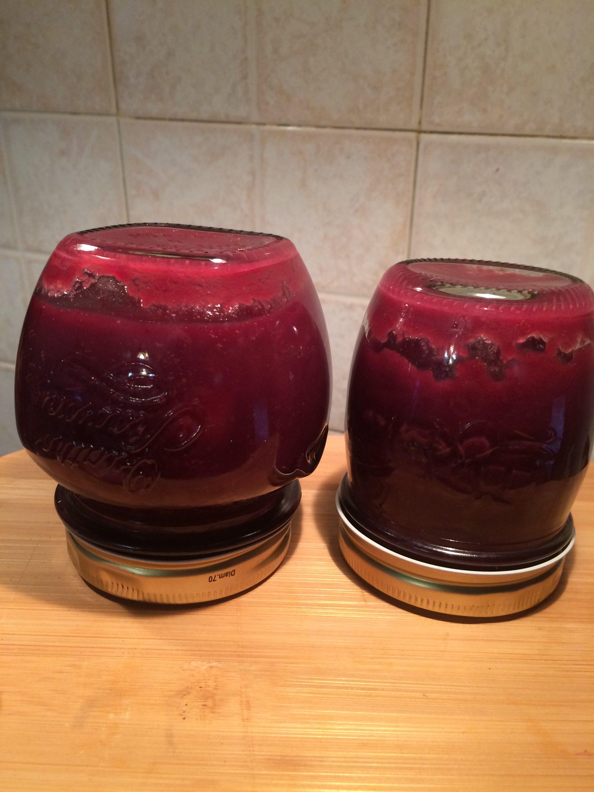 ricettevegan.org - marmellata di uva fragola 6