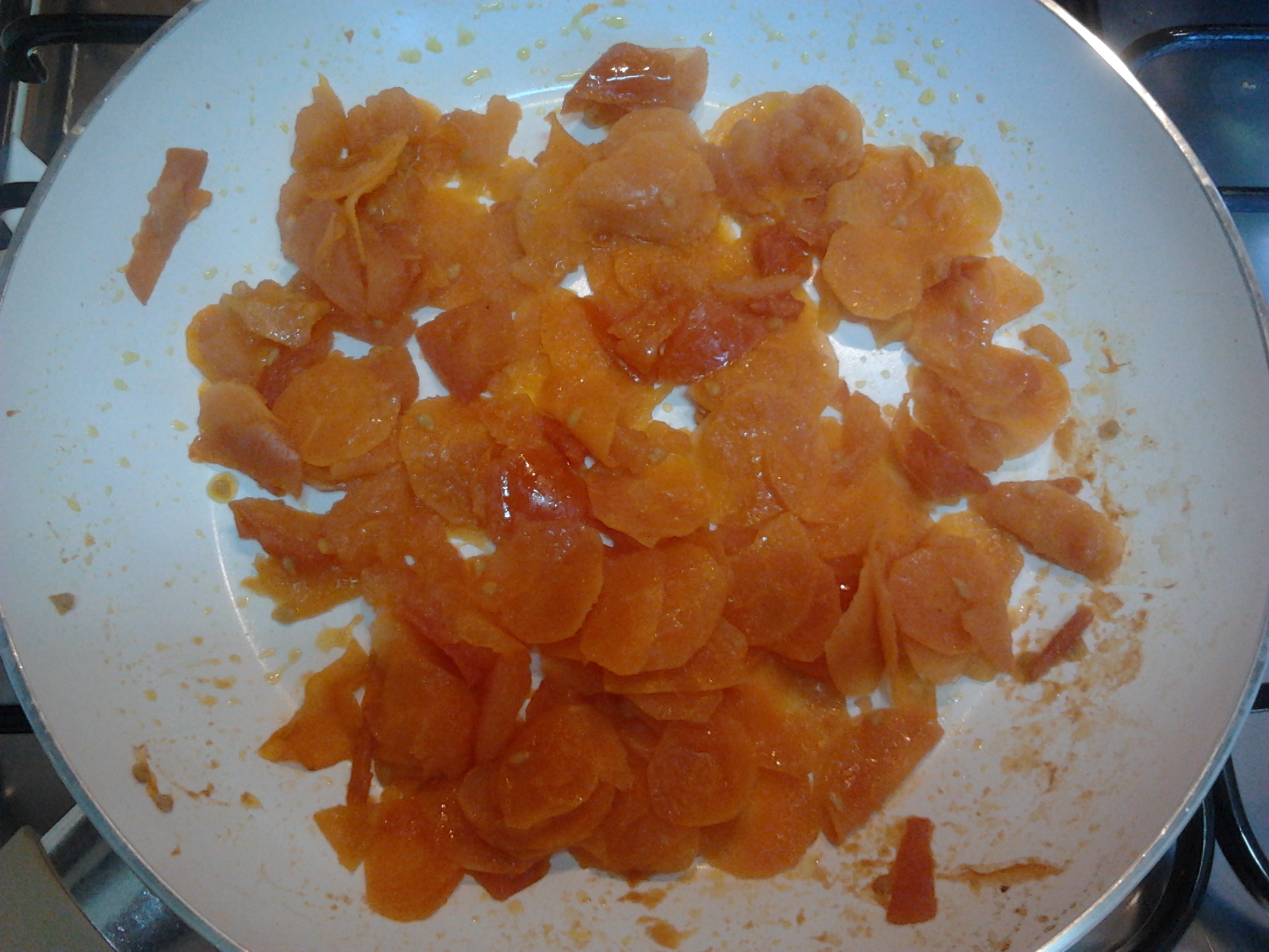 ricettevegan.org - pasta carote pomodoro e  curry 3