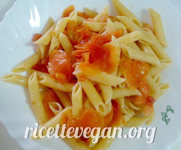 pasta carote