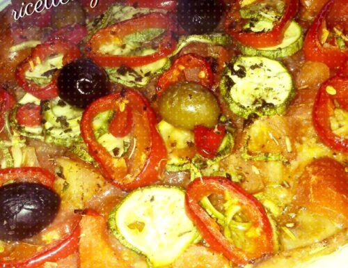 Pizza di Soia