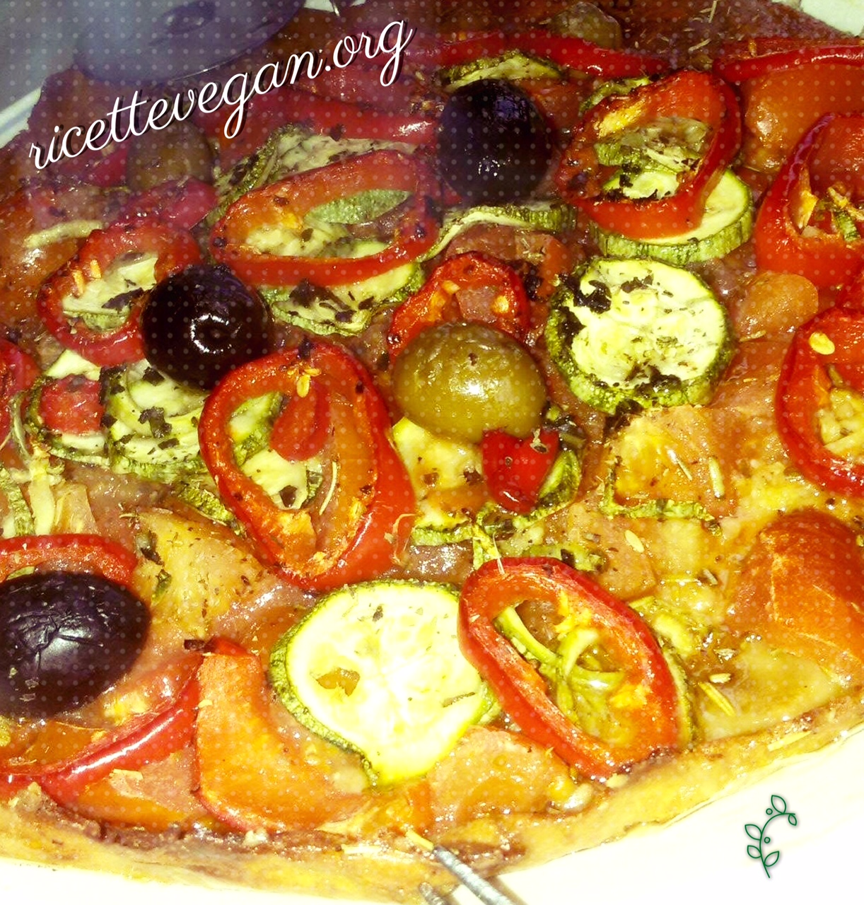 pizza di soia