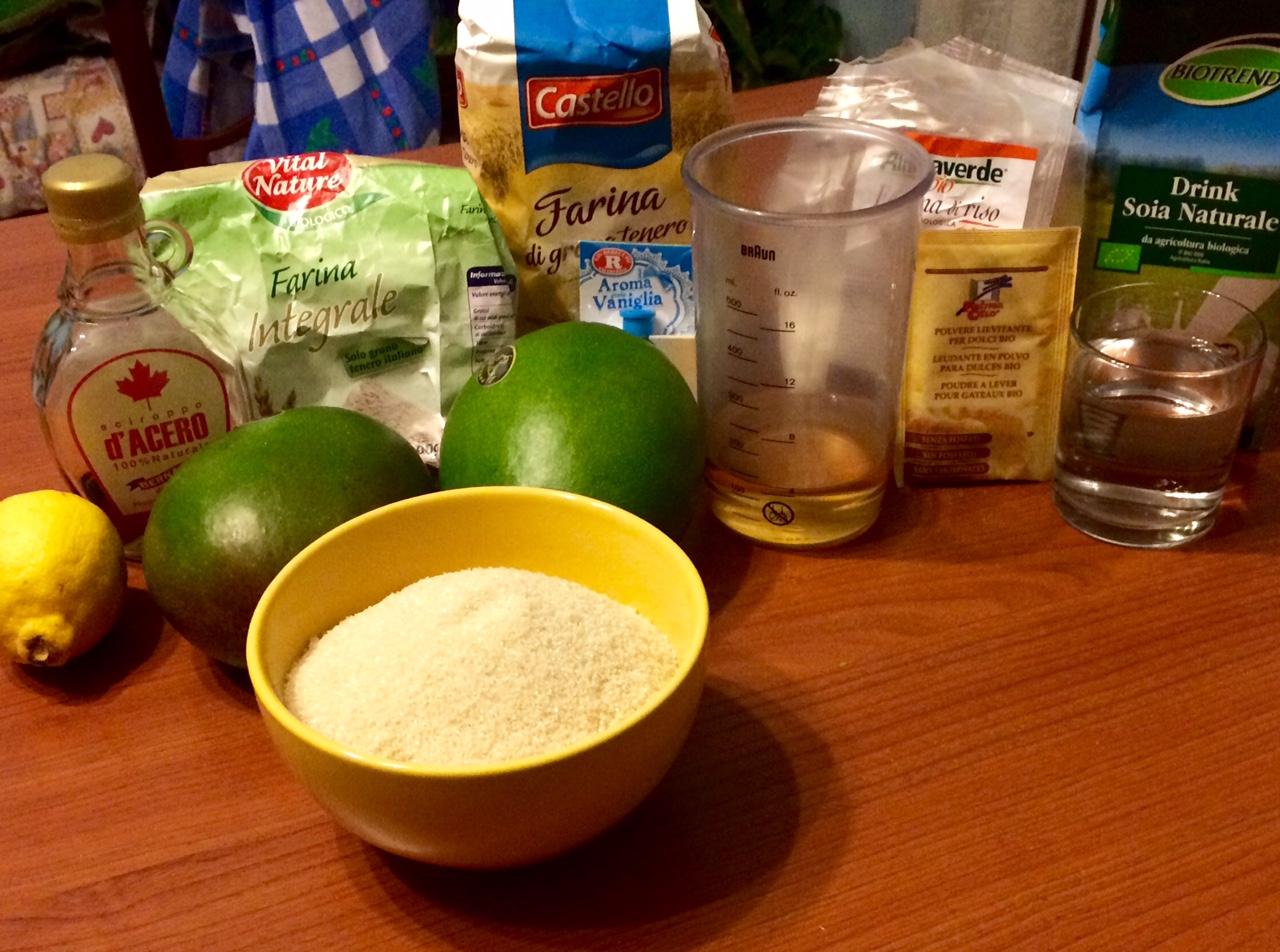 ricettevegan.org - torta di mango 1
