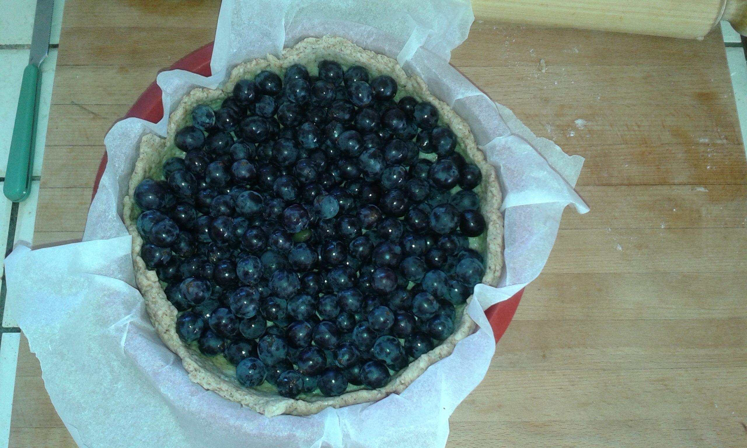 ricettevegan.org - torta di uva fragola 4