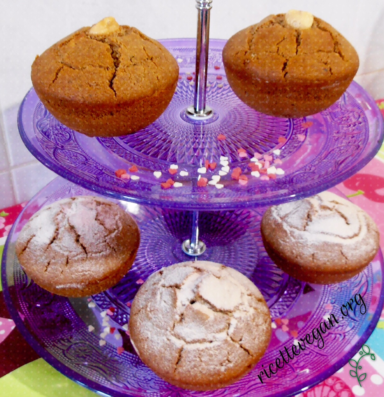 muffins alle castagne