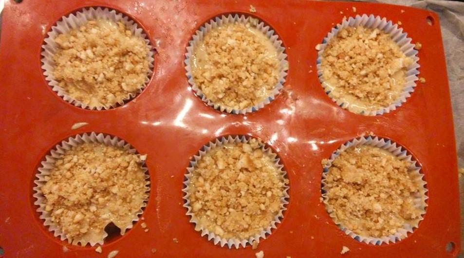 ricettevegan.org - muffins integrali alle pere 4