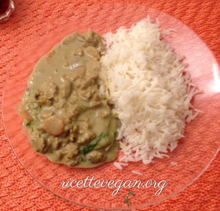 soia al curry