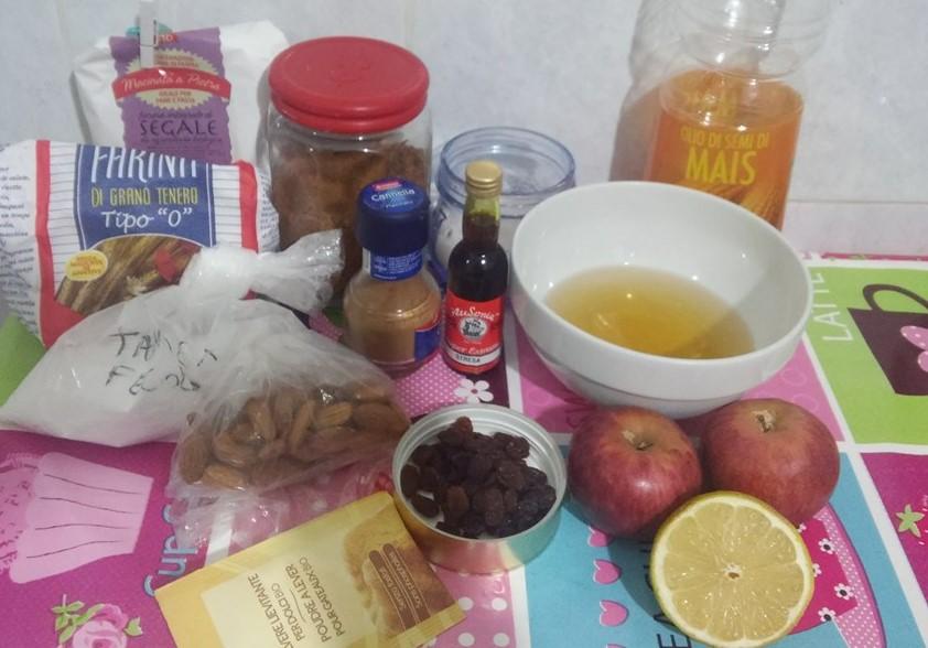 ricettevegan.org - torta di mele - ingredienti