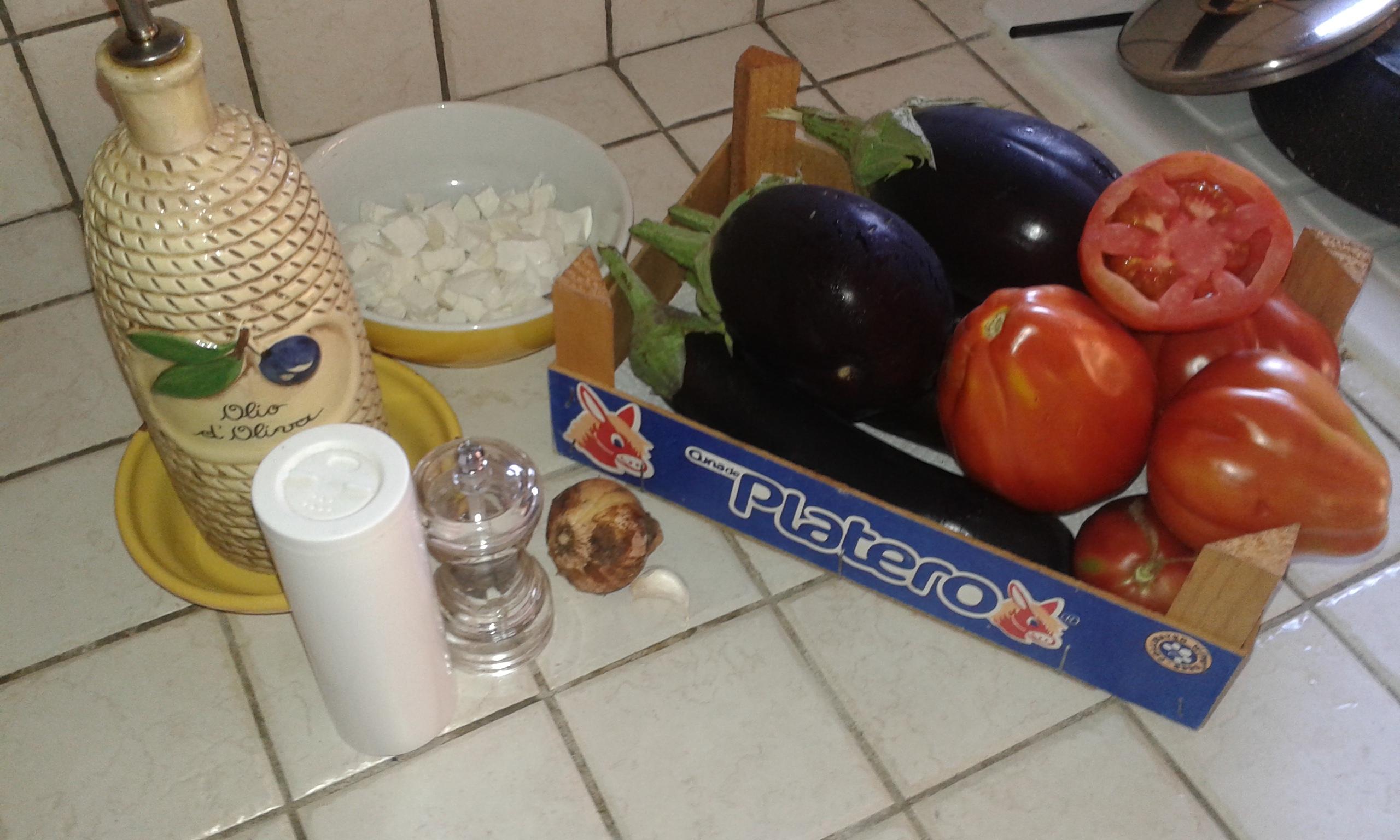 ricettevegan.org - vegan parmigiana - ingredienti