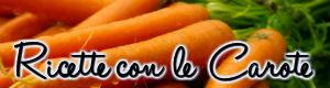 ricette vegane con le carote