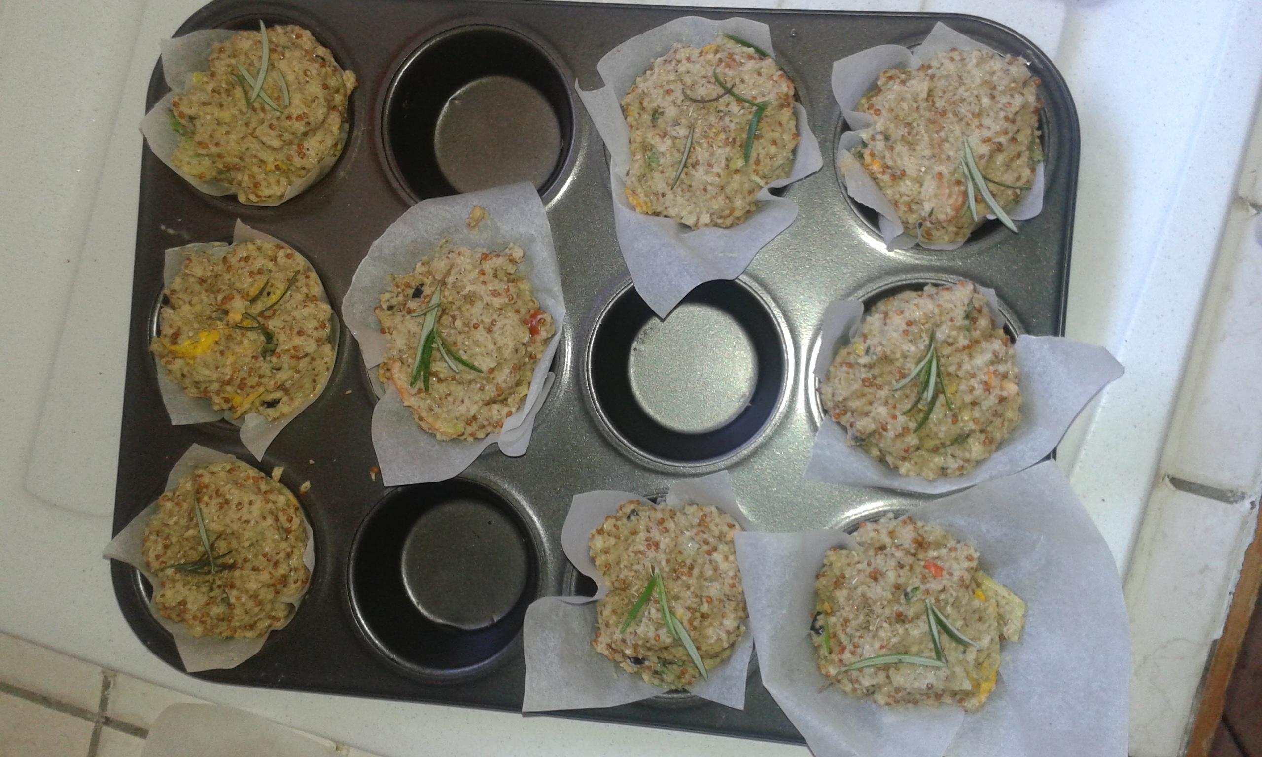 ricettevegan.org - muffins salati di miglio 4