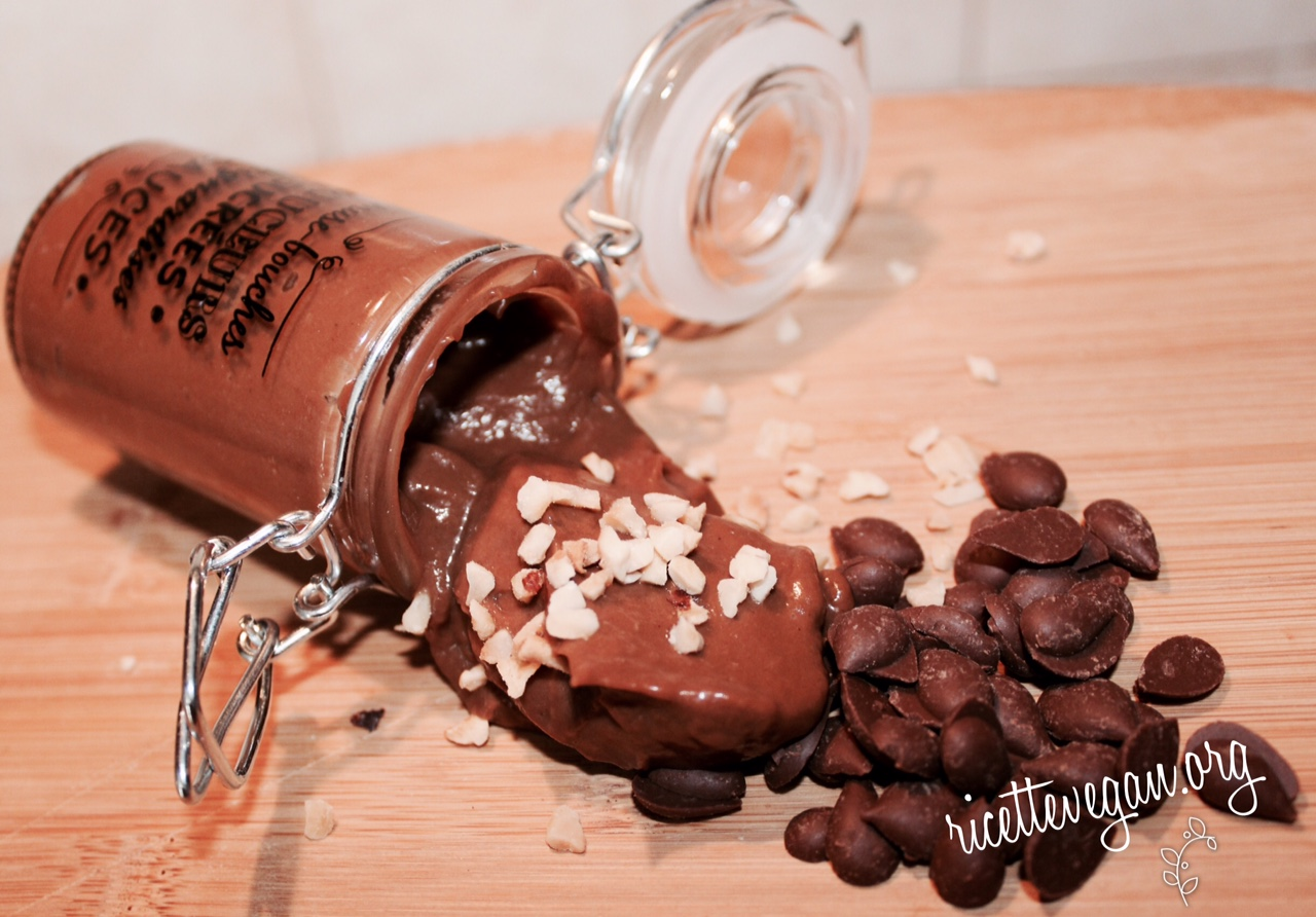 mousse di cacao